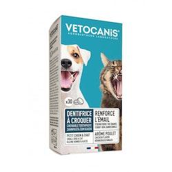 Vetocanis Tandtabletter Katt/liten hund