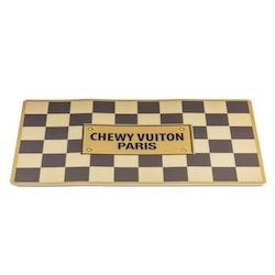 Haute Diggity Dog Chewy Vuiton Checker underlägg