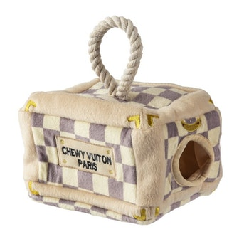 Haute Diggity Dog Chewy Checker Trunk