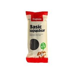 Bajspåsar Basic 50-pack