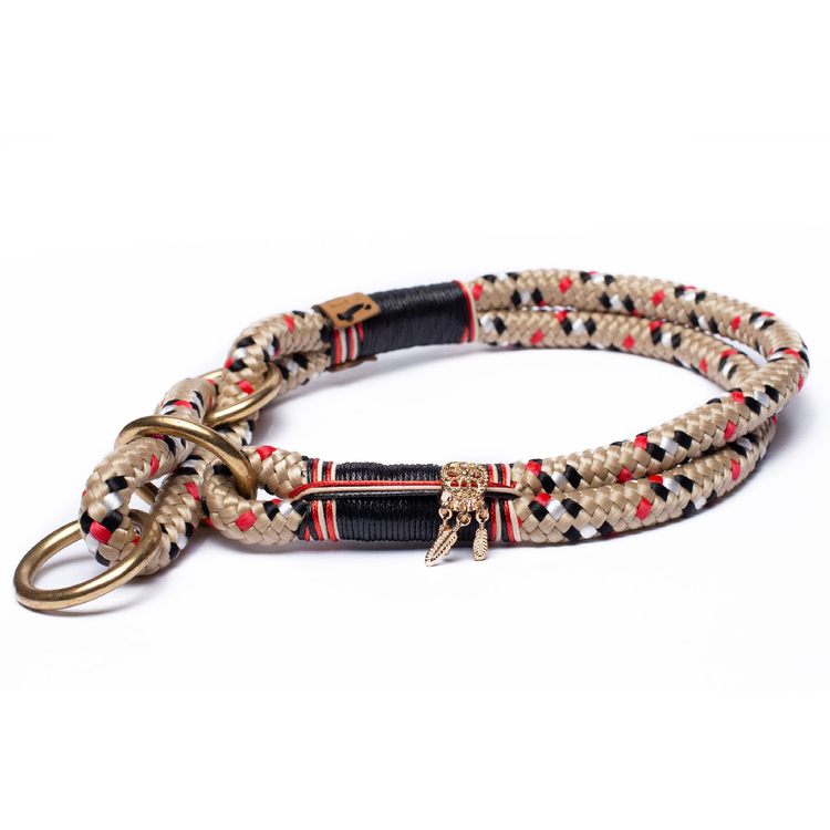 hund-halsband-halvstryp-rep