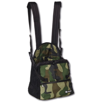 Front Carrier, Medium, Camouflage