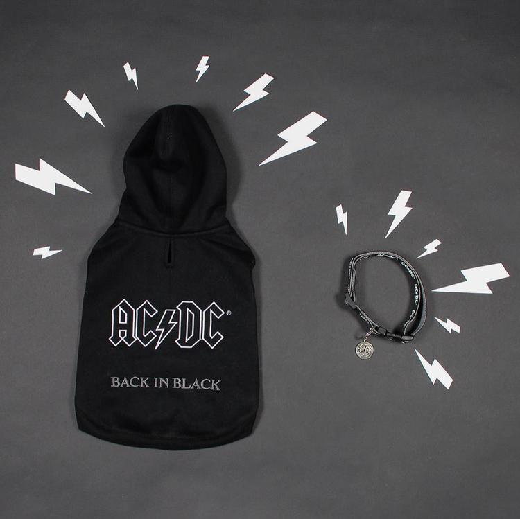 Hundtröja ACDC