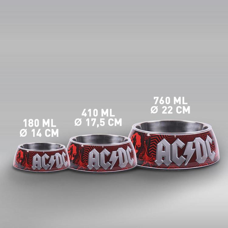 Matskål AC/DC