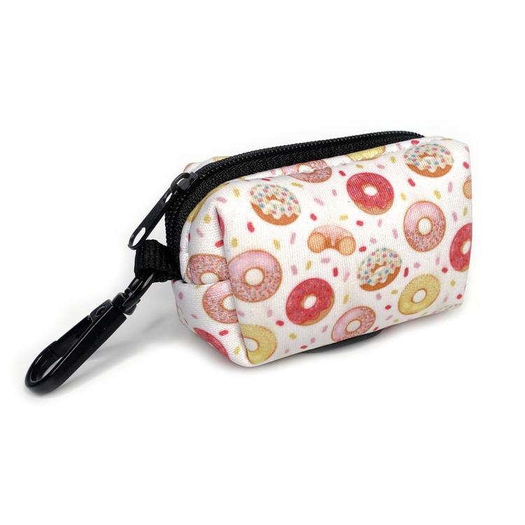 Donut Touch Poo Bag Holder