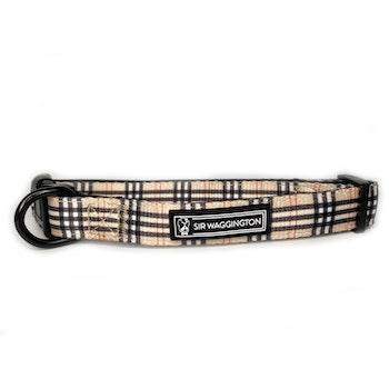 Check it out Tartan Collar
