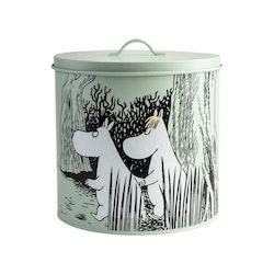 Moomin Pets Tin Jar, large