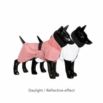 PAIKKA Visibility Raincoat Lite Pink
