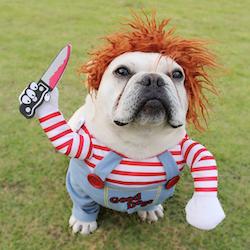 Halloweenkostym Chucky