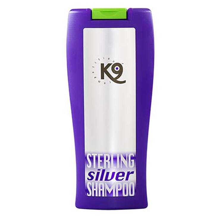 K9 Sterl.Silver schampo 300 ml