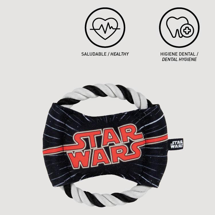 Star Wars Flossring Hundleksak