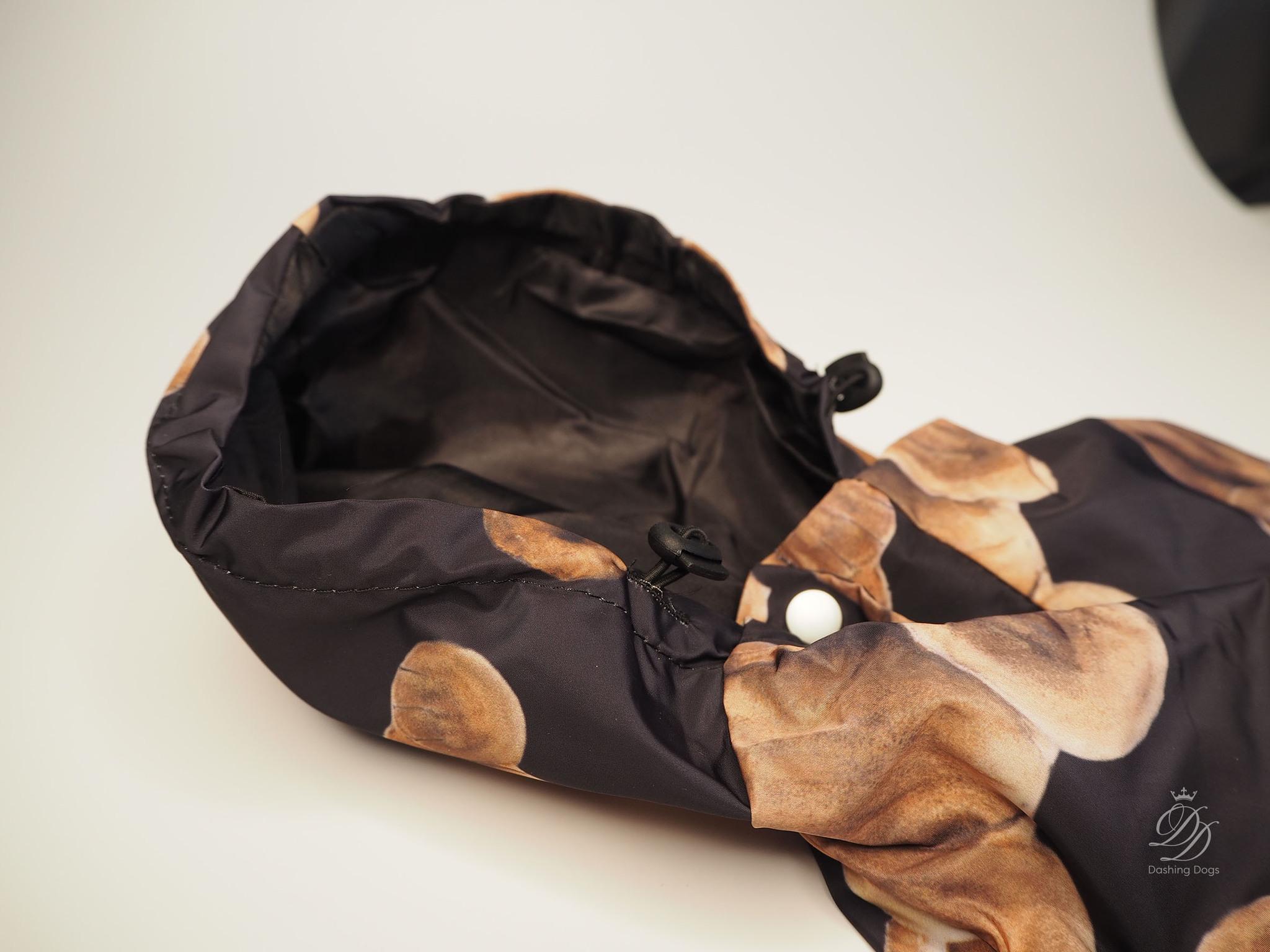 Brown Bear Hundjacka