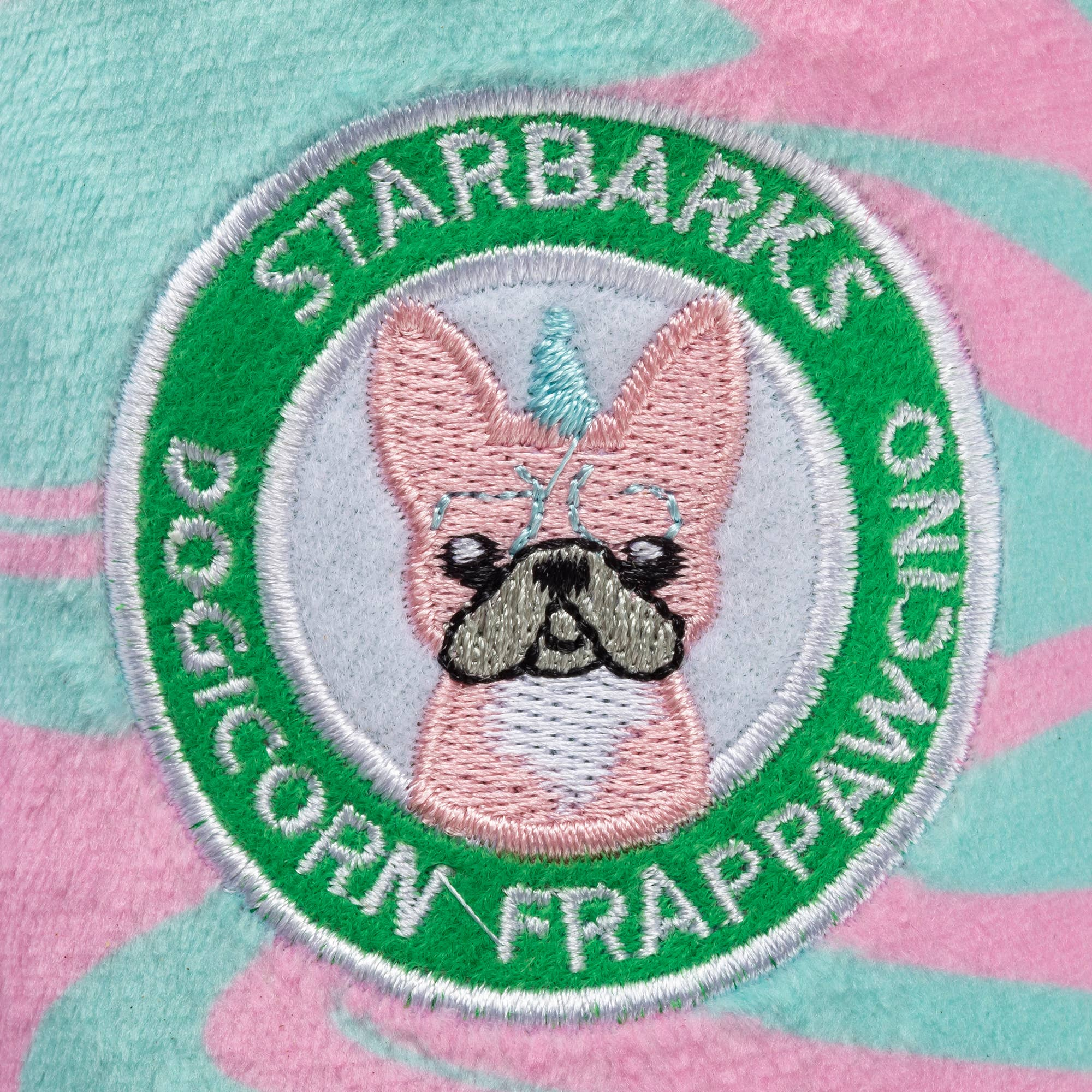 Starbarks Hundleksak Dogicorn Frappawcino