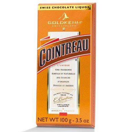 Chokladkaka Cointreau Likörfyllning 100g