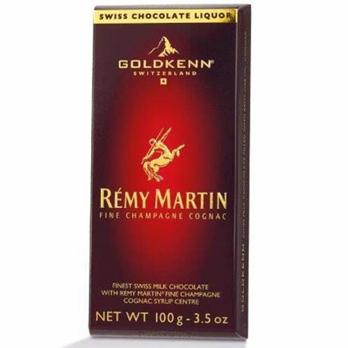 Chokladkaka Rémy Martin Likörfyllning 100g