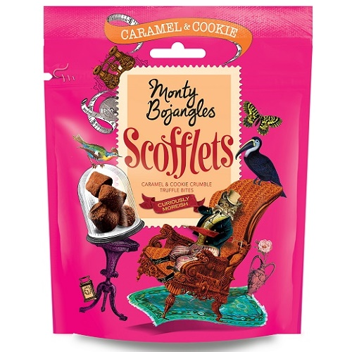 Scofflets Tryfflar från Monty Bojangles