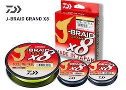 Daiwa J-Braid Grand Multi Color 0.16mm 150m