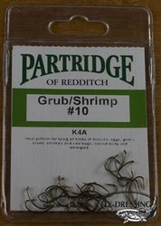 Partridge Grub/Shrimp