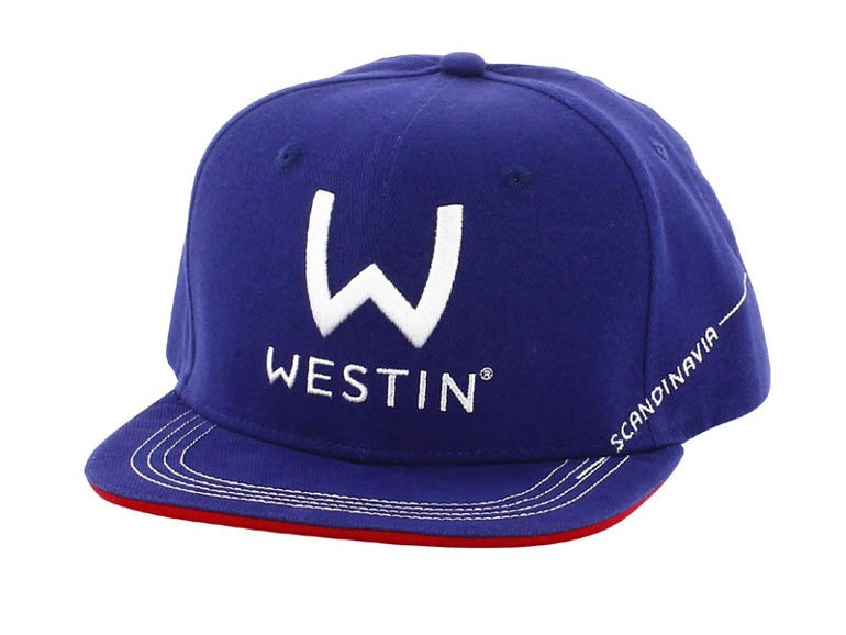 Westin Cap Viking Helmet Snorkel Blue