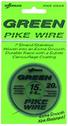Drennan Green pike wire