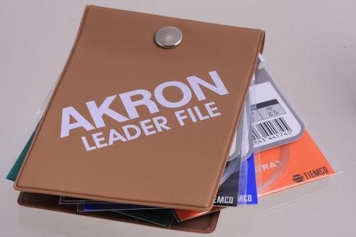Tiemco Leader File