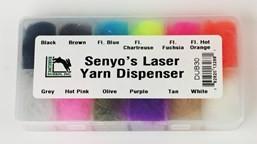Senyos laser yarn dubbing dispenser