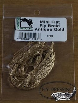 Mini Flat Fly Braid