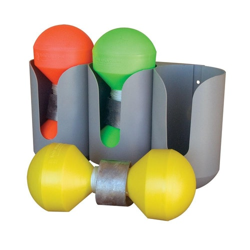 Lindy Marker Buoy Rack Pack
