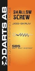 Darts shallowskruv