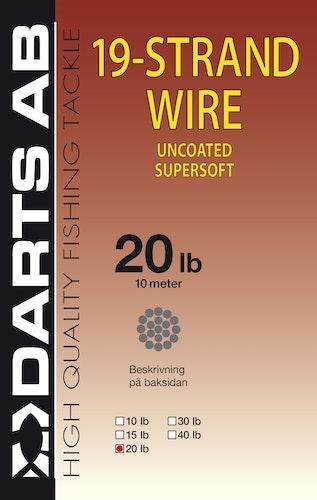 Darts 19-strand