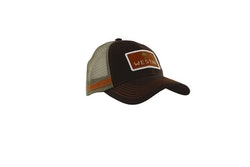 Westin Hill Billy Trucker Cap Grizzley Brown