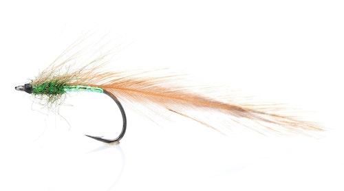 Unique Flies Matuka Tan #4