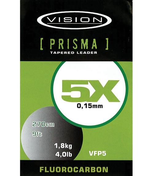 Vision Prisma fluorocarbon leader