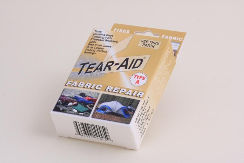 Anglers Image Tear-Aid Kit