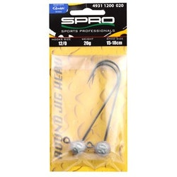 Spro jig head HD 20 g strl 12/0
