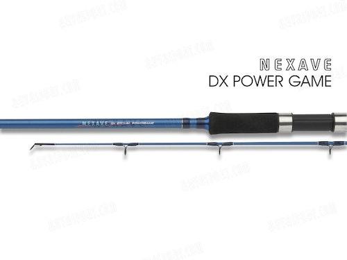 Shimano Nexave Powergame 9 60-120g