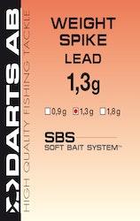 Darts weight-spikes tungsten