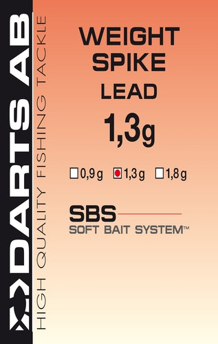 Darts weight-spikes tungsten