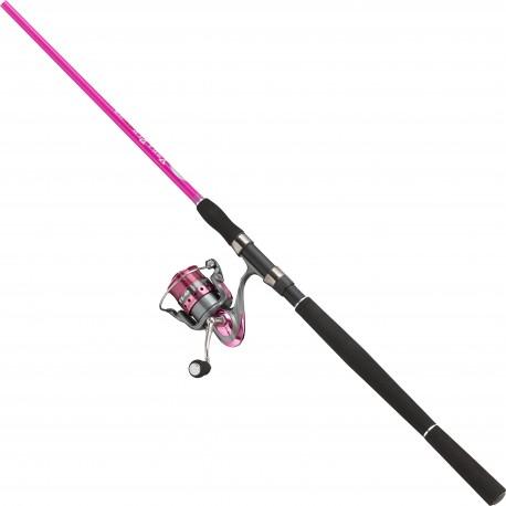 Combo Pink Xtraflexx 9f  20-60g Vantage FX 40
