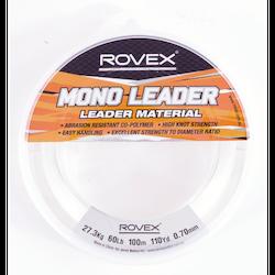 Rovex Mono Leader 100m 0.80mm