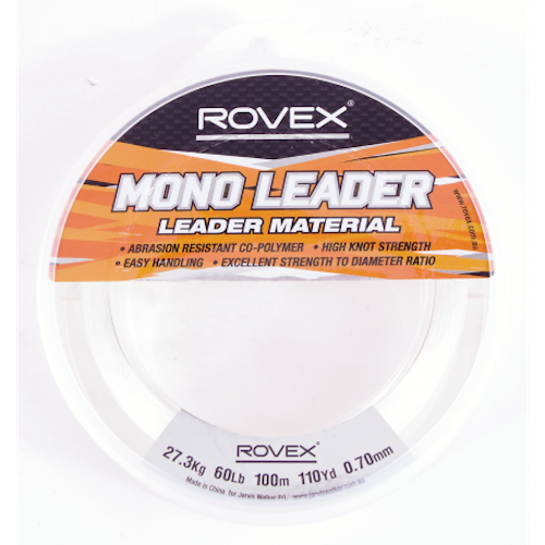 Rovex Mono Leader 100m 0.80mm