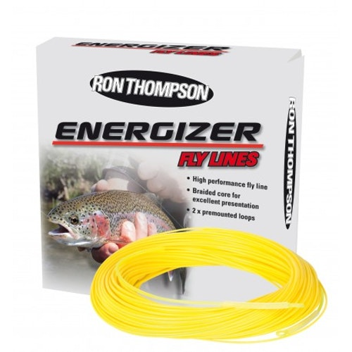 Ron Thompson Energizer