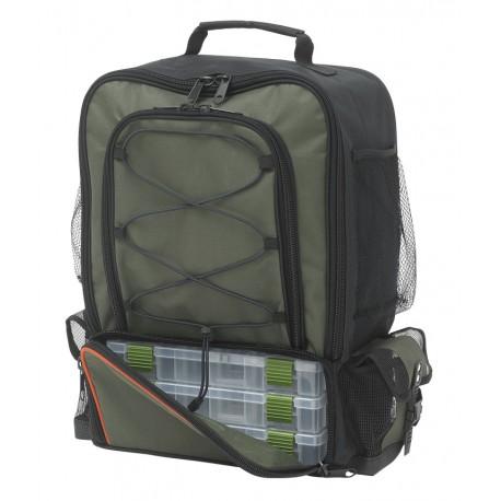 Kinetic ryggsäck med 3 stycken betesboxar