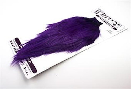 Whiting Spey Pro Grade Cape Purple