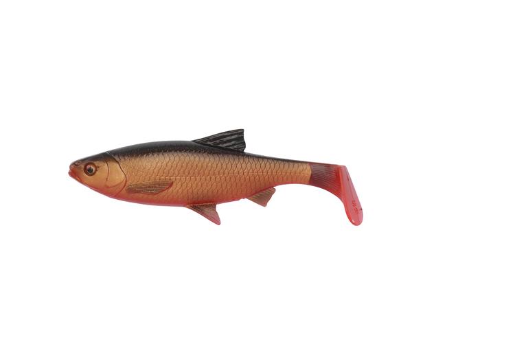 Savage Gear 3D LB River Roach Paddletail 1 - pack 18cm 70g