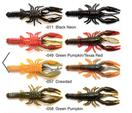 Darts Crawfish 10 cm