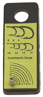 Fly-Dressing Kork- och Hackelmätare