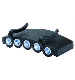 5 LED Cap Light