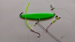 Depåns Pillemetetackel Fast (grönt)