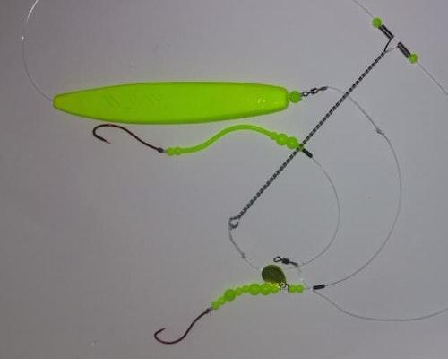 Depåns Pillemetetackel neongul genomlöpare